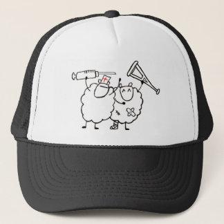Casquette Mouton infirmier