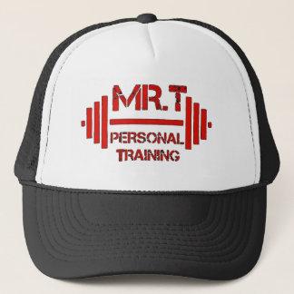 Casquette Mr.T Red Hat s'exerçant personnel