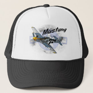 Casquette Mustang P51