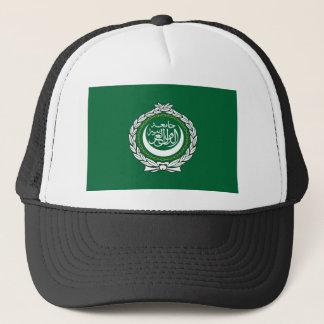 Casquette Musulmans islamiques de symbole de drapeau de