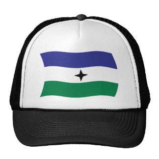 Casquette nationaliste de drapeau de Bubi