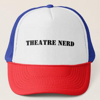 Casquette nerd de camionneur de théâtre