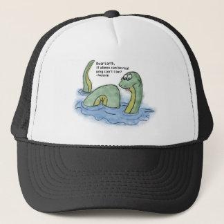 """Casquette Nessie de """"chère Earth"""" -"""