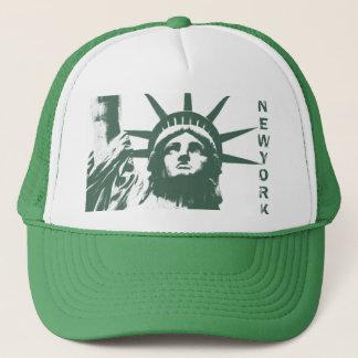 Casquette New York couvre des cadeaux de liberté de souvenir