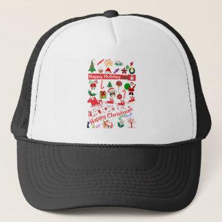 Casquette Noël heureux