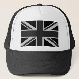 Casquette noir d'Union Jack
