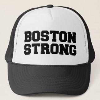 casquette noir fort des textes de Boston