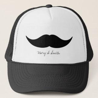 Casquette Nom de coutume de moustache