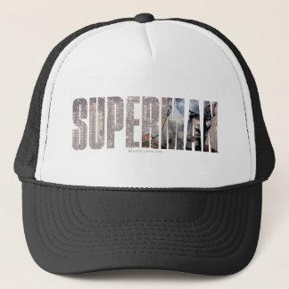 Casquette Nom de Superman