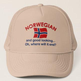 Casquette Norvégien beau