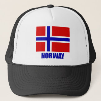 Casquette norway_flag_norway10x10