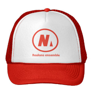 Casquette Nousmotards