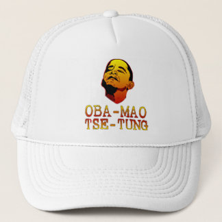Casquette Oba Mao Zedong