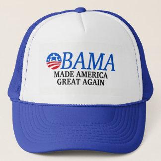 Casquette Obama a rendu l'Amérique grande encore