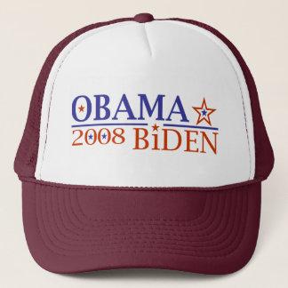 Casquette Obama Biden 08
