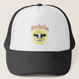 Casquette Obéissez la vache
