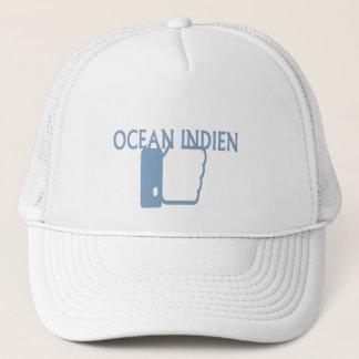 CASQUETTE OCEAN INDIEN LIKE