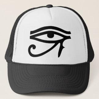 Casquette Oeil d'idée égyptienne de cadeau d'un dieu de