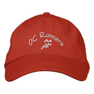 Casquette officiel de coureurs d'OC