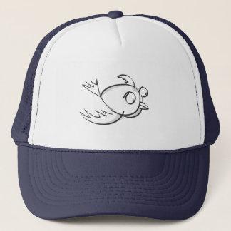 Casquette oiseau