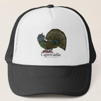 Casquette Oiseau de Capercaillie, fernandes élégants