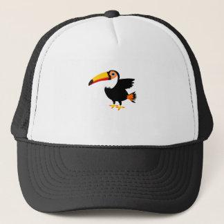 Casquette Oiseau de toucan