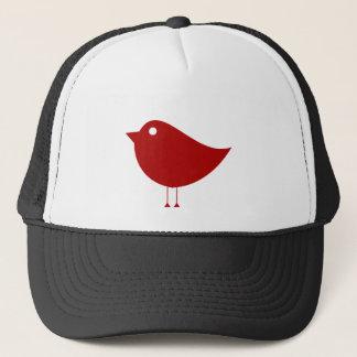 Casquette Oiseau rouge