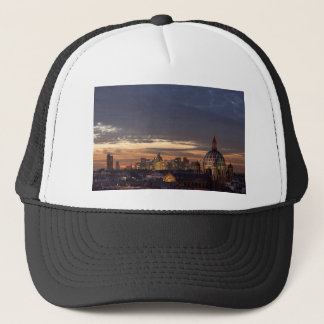 Casquette old and new Paris