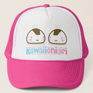 Casquette onigiris de kawaii