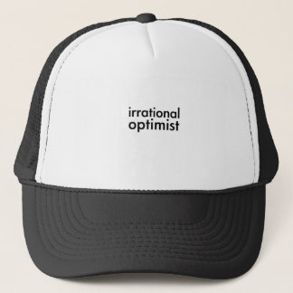 Casquette Optimiste irrationnel