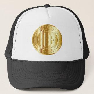 Casquette Or Bitcoin
