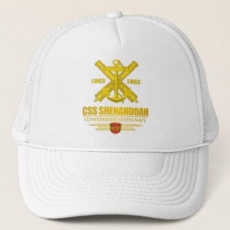 Casquette Or de CSS Shenandoah (emblème de marine)