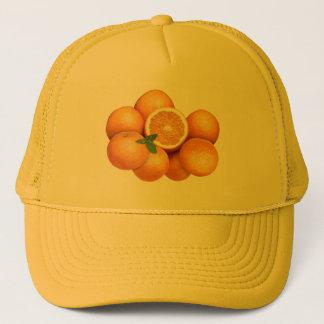 Casquette Oranges
