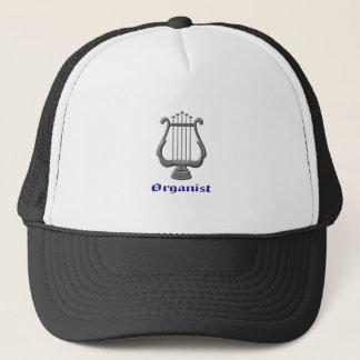 Casquette organiste