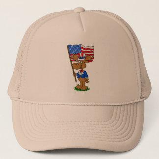 Casquette Orignaux de patriote