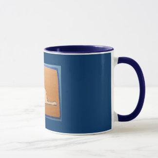Casquette ou éléphant mug