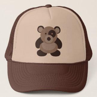 Casquette Ours panda de Brown