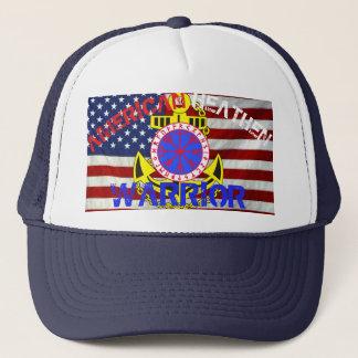 Casquette Païen américain--Marin