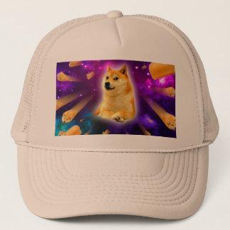 Casquette pain - doge - shibe - l'espace - wouah doge