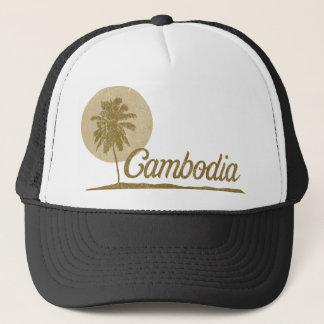 Casquette Palmier Cambodge