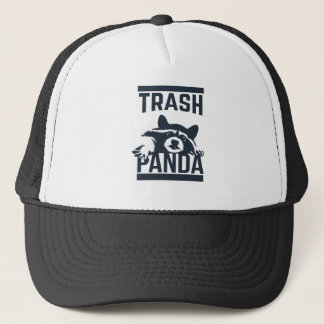 Casquette Panda de déchets
