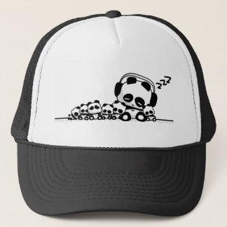 Casquette Pandas de sommeil