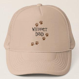 Casquette Papa de whippet pour des papas de chien de whippet