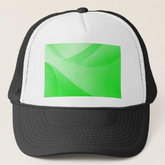 Casquette Papier peint vert