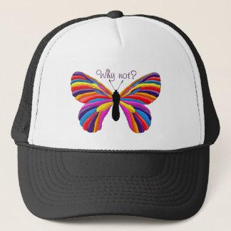 Casquette Papillon impossible - pourquoi pas ?