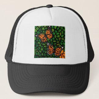 Casquette Papillons