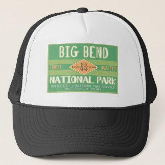 Casquette Parc national de grande courbure