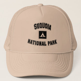 Casquette Parc national de séquoia