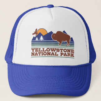 Casquette Parc national de Yellowstone