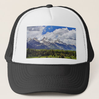 Casquette Parc national grand de Teton